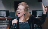 Adele 'When We Were Young (live at The Church)' by Paul Dugdale