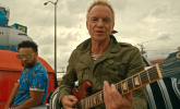 Sting, Shaggy 'Don't Make Me Wait' by Gil Green