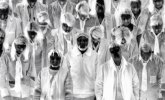 Young Fathers 'Holy Ghost' by Oscar Hudson