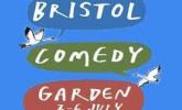BUG heads to Bristol Comedy Garden