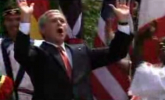 Coldplay's 'dancing politicians' viral by Mat Whitecross