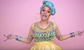 Cardi B ft Bad Bunny & J Balvin 'I Like It' by Eif Rivera