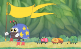 Nitai Hershkovits ft MNDSGN 'Flyin' Bamboo' by Felix Colgrave