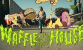 Snails & Botnek 'Waffle House' by Ernest Desumbila