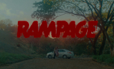 GRAVEDGR 'Rampage' by Paco Ratera