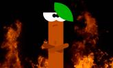 Slay Duggee 'Stick' by Nick Hearne