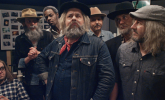 Nathaniel Rateliff & The Night Sweats 'I Need Never Get Old' by Greg Barnes