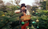 Adam Buxton 'Christmas In The Countryside' by Thomas Ormonde
