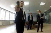 Biting Elbows 'Bad Motherfucker' (Insane Office Escape 2) by Ilya Naishuller