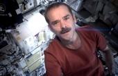 Commander Chris Hadfield 'Space Oddity' by Chris Hadfield