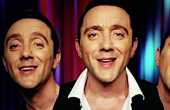 Daft Punk 'Get Lucky' ft. Pharrell and Nile Rodgers by Peter Serafinowicz
