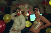 The Moonlandingz ft Rebecca Taylor 'The Strangle Of Anna' by Dawn Shadforth