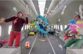 OK Go 'Upside Down & Inside Out' by Trish Sie and Damian Kulash Jr.