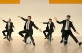 OK Go 'I Won't Let You Down' by Kazuaki Seki and Damian Kulash, Jr.